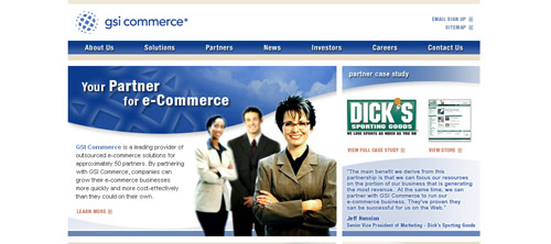 GSI Commerce