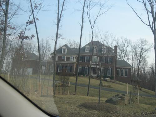 Northern Virginia Mansion