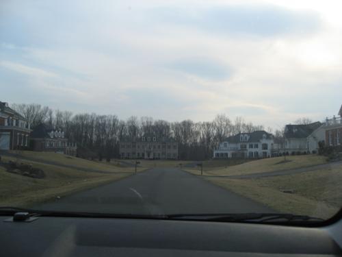 Northern Virginia Mansion