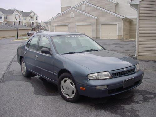 My 1994 Nissan Altima