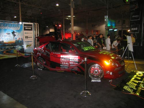 IS350 from Hot Import Nights 2007 Washington DC