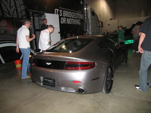 Aston Martin from Hot Import Nights 2007 Washington DC
