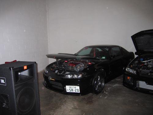 S15 Nissan Silvia from Hot Import Nights 2007 Washington DC