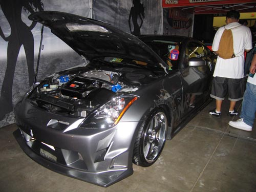 Mike??s 350Z from Hot Import Nights 2007 Washington DC