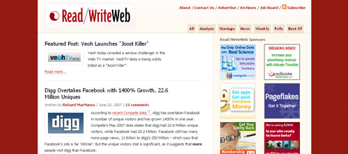 Read/Write Web