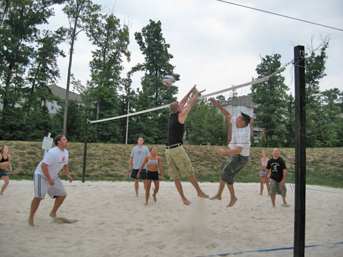 Vollyball championships