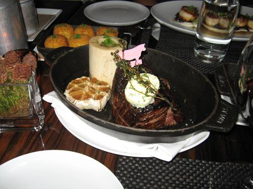 Kobe at BLT Steak