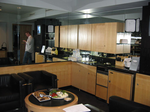 Lexus suite at Verizon Center