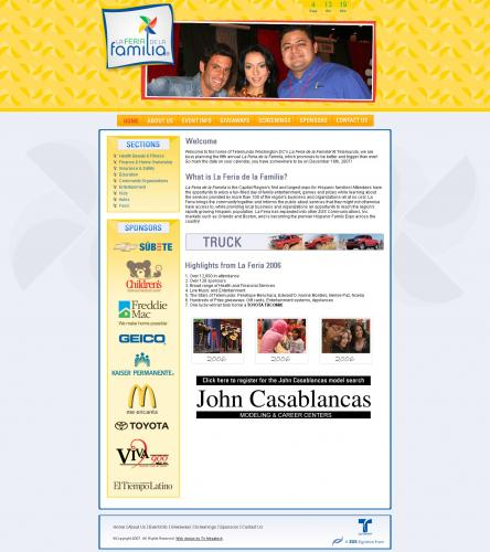 La Feria De La Familia screenshot