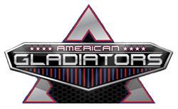 New American Gladiators logo