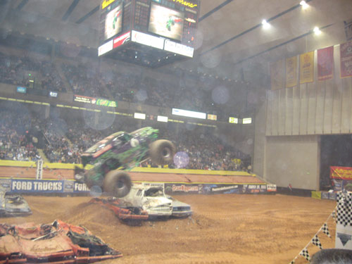 Monster Jam in Baltimore