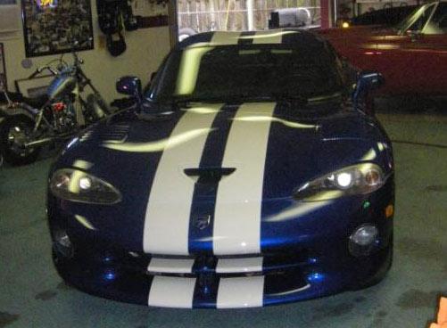 My new 97 GTS Viper