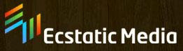 Ecstatic Media logo
