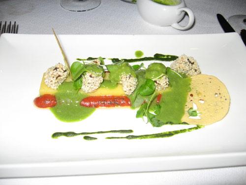Escargot at Citronelle