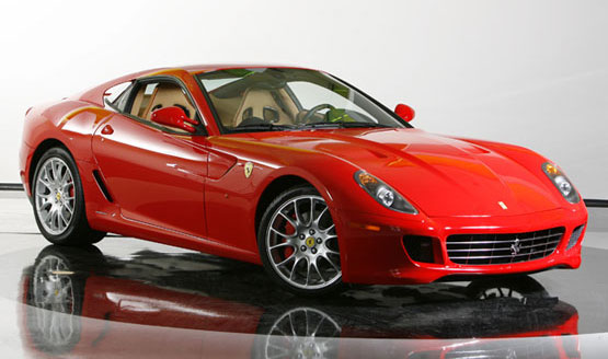 ferrari 599. Ferrari 599