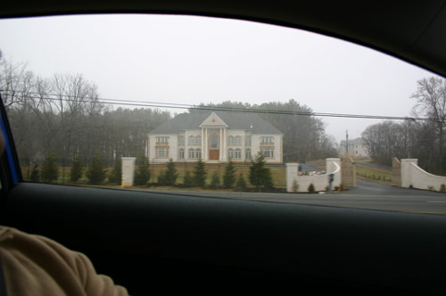 Mansion in northern Virginia