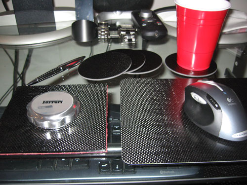Carbon fiber goodies