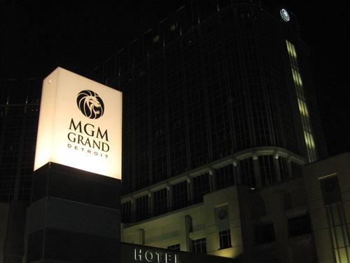 Mgm casino detroit buffet hours