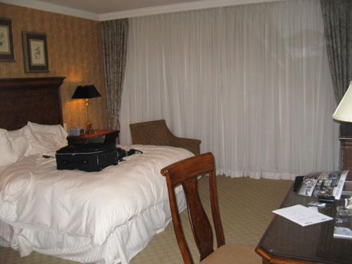 Royal Park hotel room