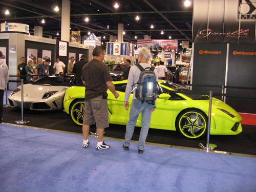 Modified Lamborghini Gallardio LP560-4