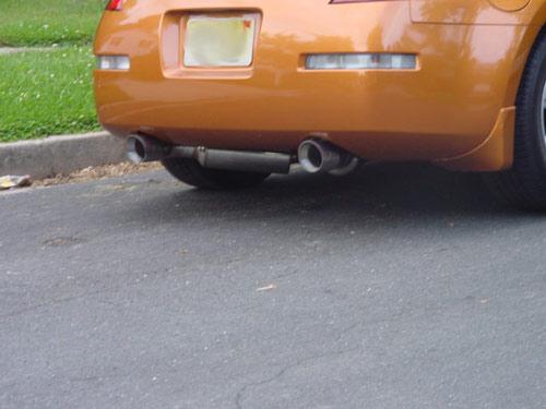 My old Nissan 350Z
